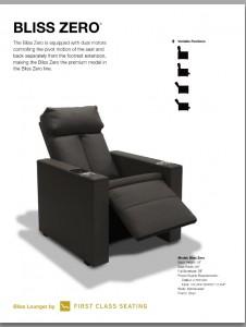 New Comfortable Seats!