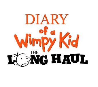 WIMPY KID: LONG HAUL