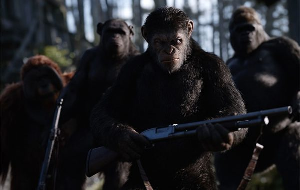WAR OF THE APES